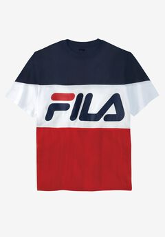Fila® Logo Print Tee,