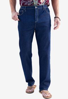 KS Island™ Lightweight Jeans, DARK INDIGO