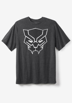 Marvel Graphic Tee, BLACK PANTHER