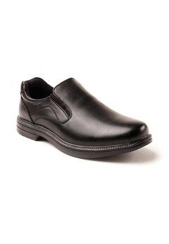 Deer Stags® Nu Media Waterproof Slip-On Dress Shoes,