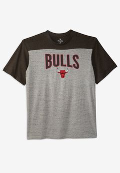 NBA® Short-Sleeve Logo Fleck Tee,