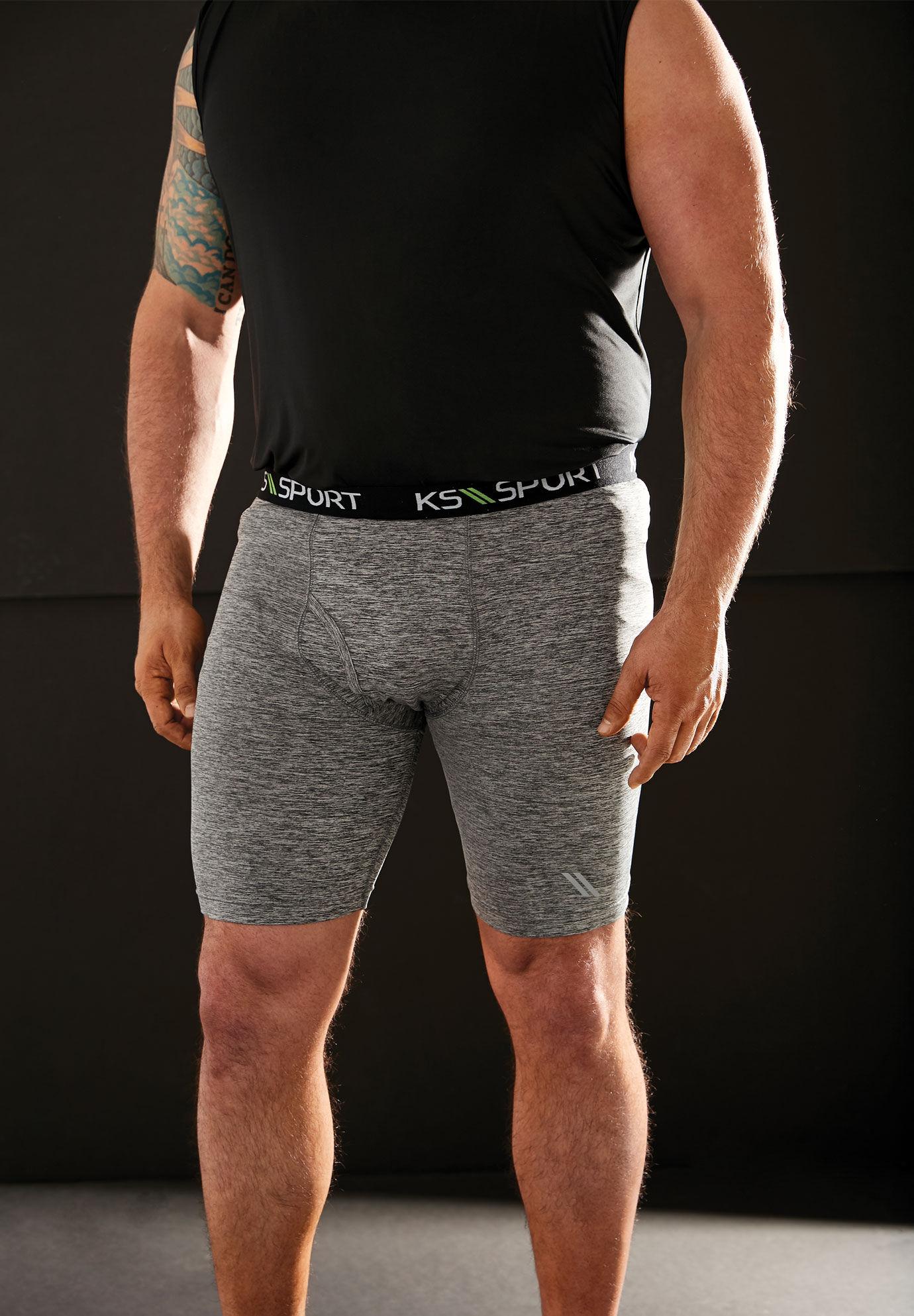 Kingsize Sport Collection Mens Big /& Tall Shorts