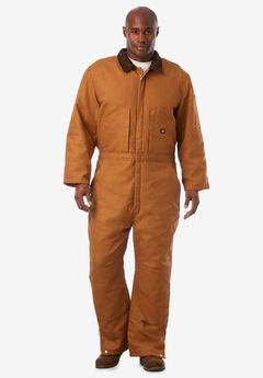 Insulated Duck Coveralls by Dickies®,