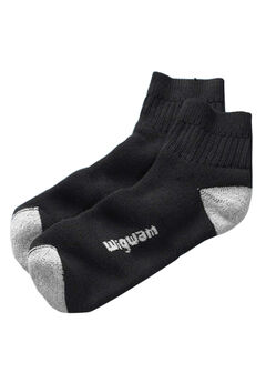 Wigwam® 2-Pack 1/4 Length Diabetic Socks,