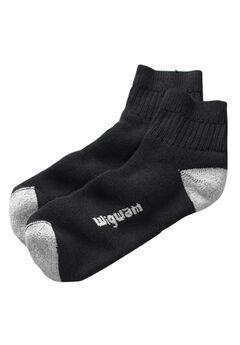 Wigwam® 2-Pack 1/4 Length Diabetic Socks,