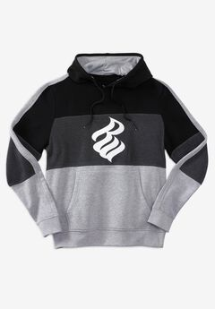 Rocawear® Tournament Pop Pullover Hoodie,