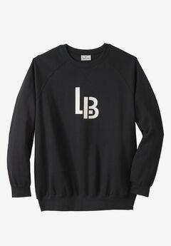Fleece Crewneck Pullover by Liberty Blues®,