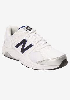 New Balance® 847v3 Walking Shoe, WHITE