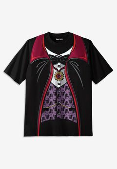 KingSize Seasonal Graphic Tee, VAMPIRE