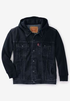 Levi's® Hooded Trucker Jacket,