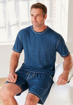 Hanes® X-Temp® Stretch Jersey Lounge Set,