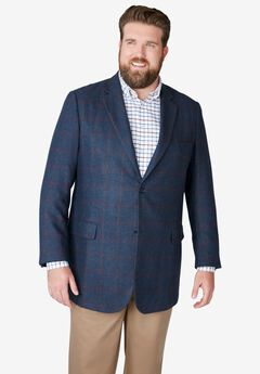 KS Signature Herringbone Blazer,