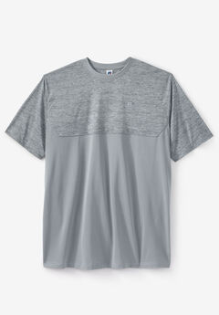 Russell Athletic® Dri-Power® Paneled Performance Tee,