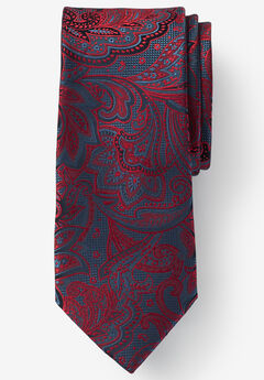 Classic Floral Tie,