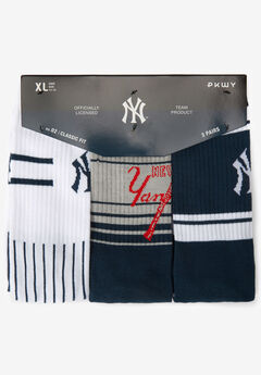 MLB 3-Pack Socks,