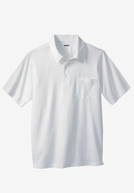 9a1586e9eaf Lightweight Pocket Golf Polo Shirt