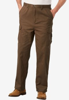 Knockarounds® Cargo Pants with Full Elastic Waist,