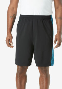 KS Sport™ Poly-Tech Fleece Shorts,