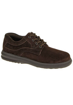 Hush Puppies® Glen Plain Toe Lace-Up Casual Shoes,