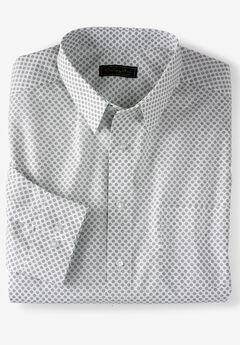 No Hassle® Long-Sleeve Dress Shirt by KS Signature®,
