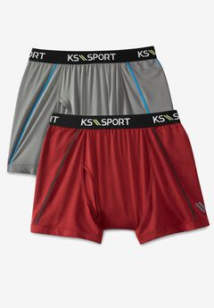 KS Sport™ Performance Boxer Brief 2-Pack,