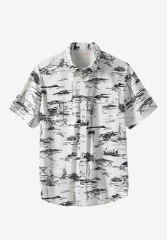 Lakeside Shirt by Boulder Creek®, LAKESIDE