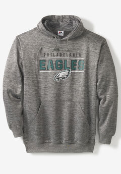 NFL® Performance Hoodie, PHILADELPHIA EAGLES