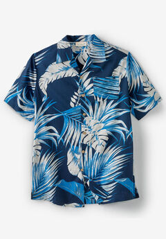 KS Island™ Woven Camp Shirt,