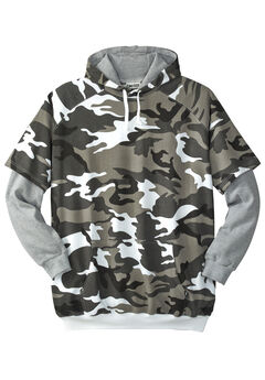 Thermal Lined Hangdown Hoodie by Boulder Creek®,
