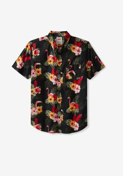 Levi's® Printed Poplin Shirt,