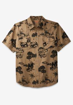 Boulder Creek® Short-Sleeve Shirt,