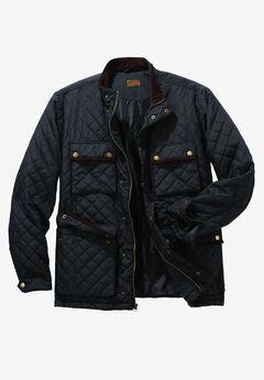 Boulder Creek® Quilted Jacket,