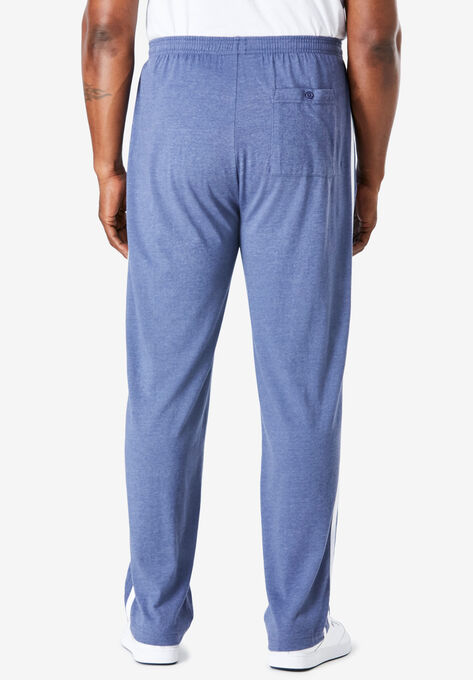 ad5d3c1a9 Lightweight Sweat Pants with Side Stripes | Plus Size All Pants ...
