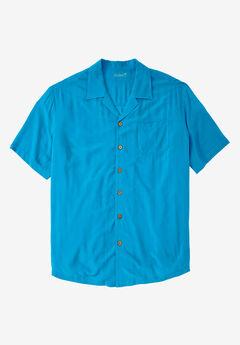 KS Island™ Solid Tropical Shirt,