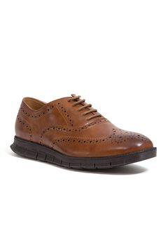 Deer Stags® Benton Brogue Dress Shoes,
