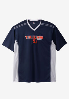 MLB® Legacy V-Neck Tee, DETROIT TIGERS