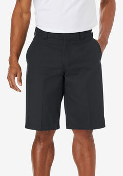 Dickies® Plain Front Twill Shorts,