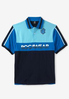 Navigator Polo Shirt by Rocawear®, ROYAL