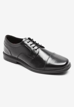 Taylor Waterproof Apron Toe Dress Shoes,