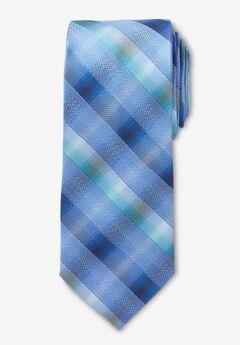 Classic Stripe Tie, TIDAL GREEN STRIPE