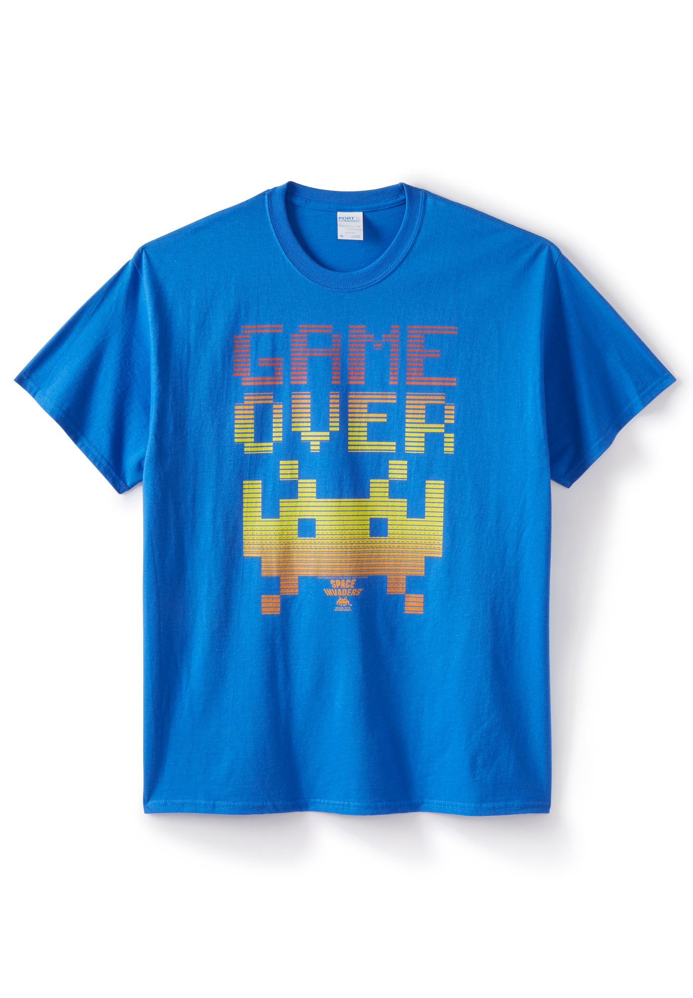 Space Invaders Graphic Tee,