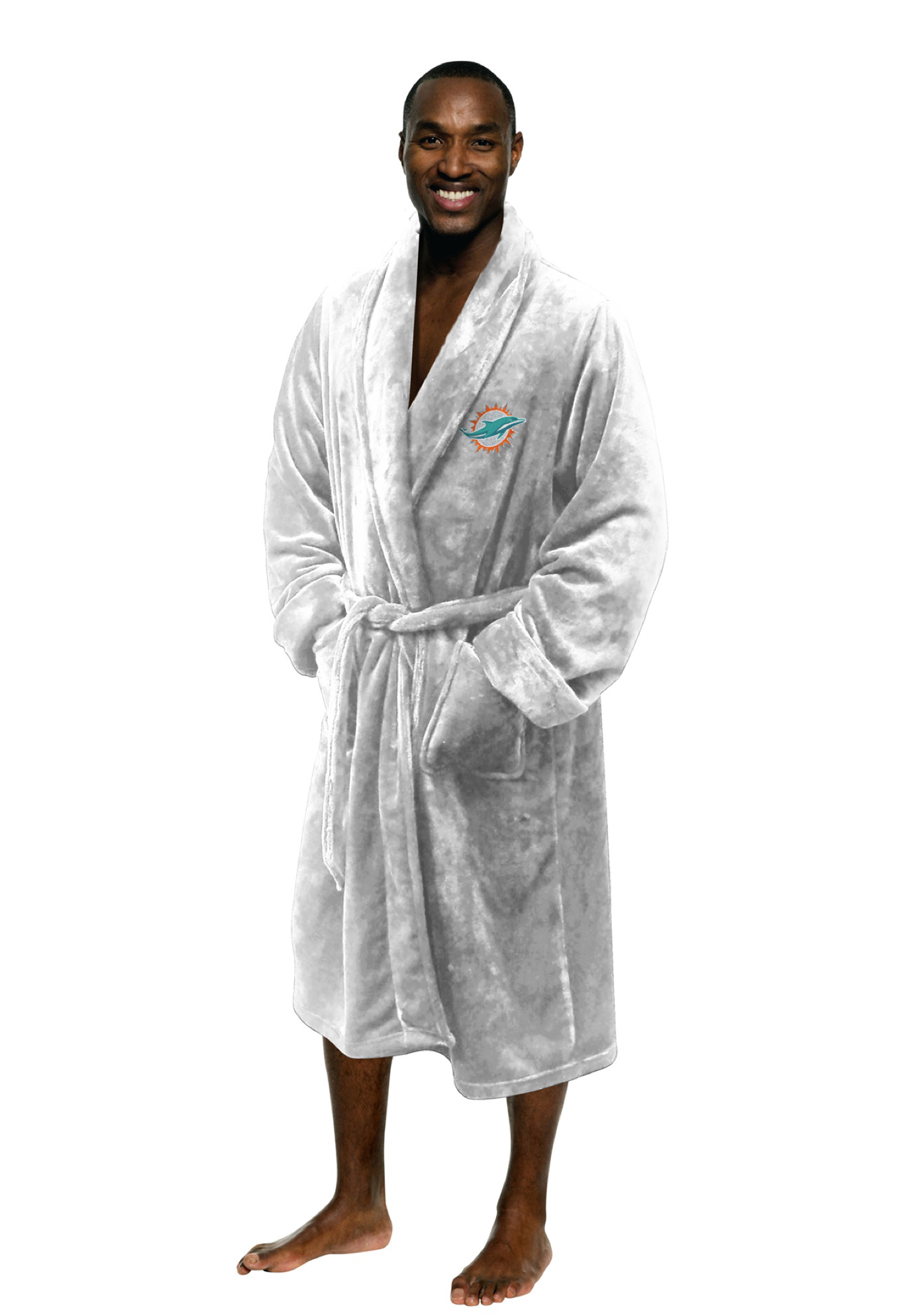 Miami Dolphins Bathrobe, MULTI