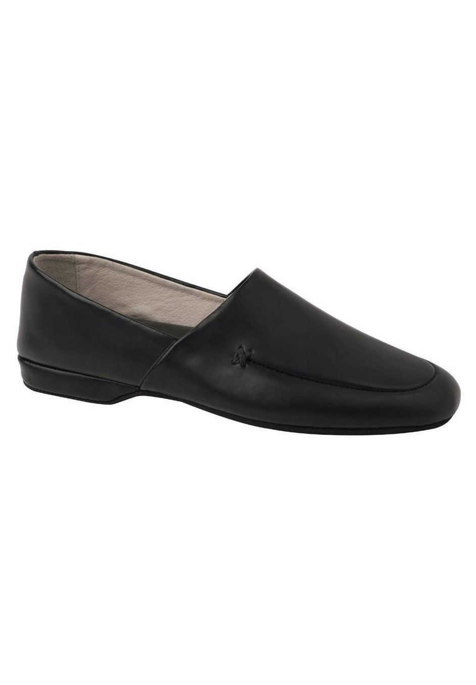 L.B. Evans Duke Opera Leather Slippers,