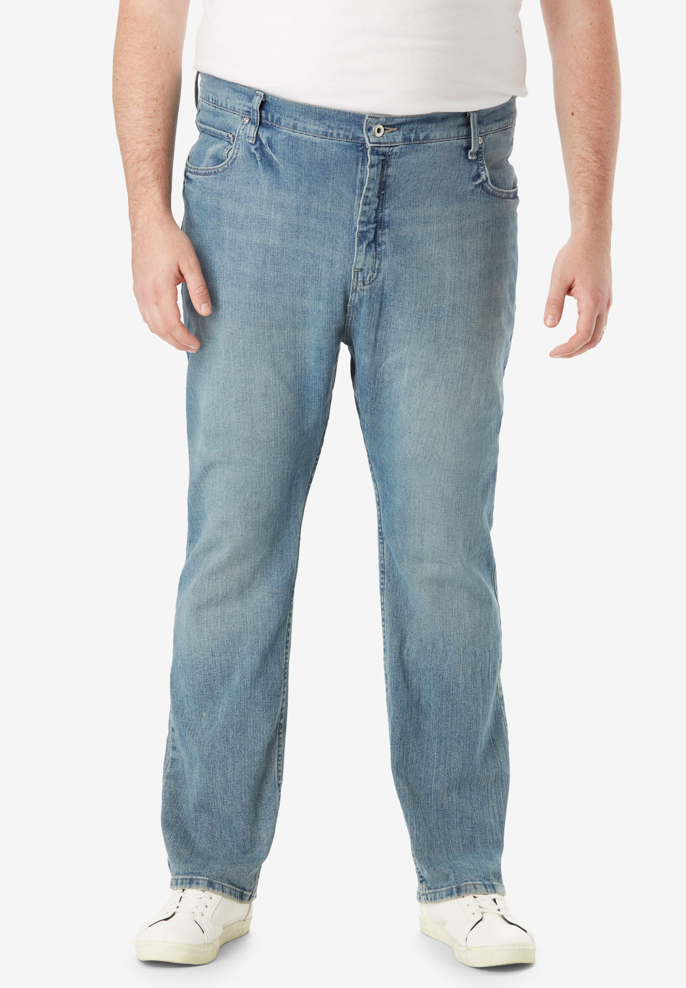 Nautica® Straight Fit Stretch Jean,