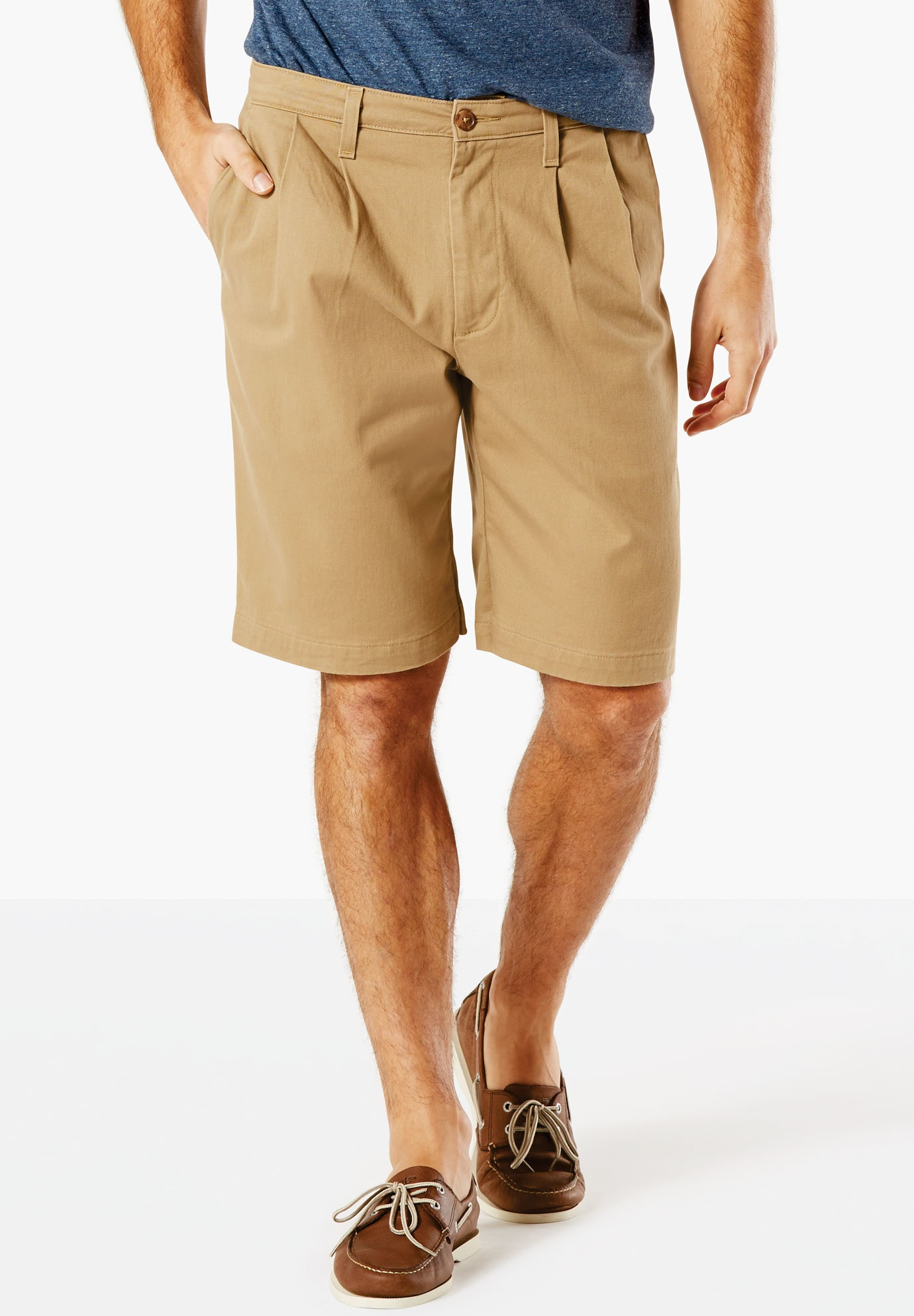 Classic Fit Weekend Cruiser Shorts by Dockers®,