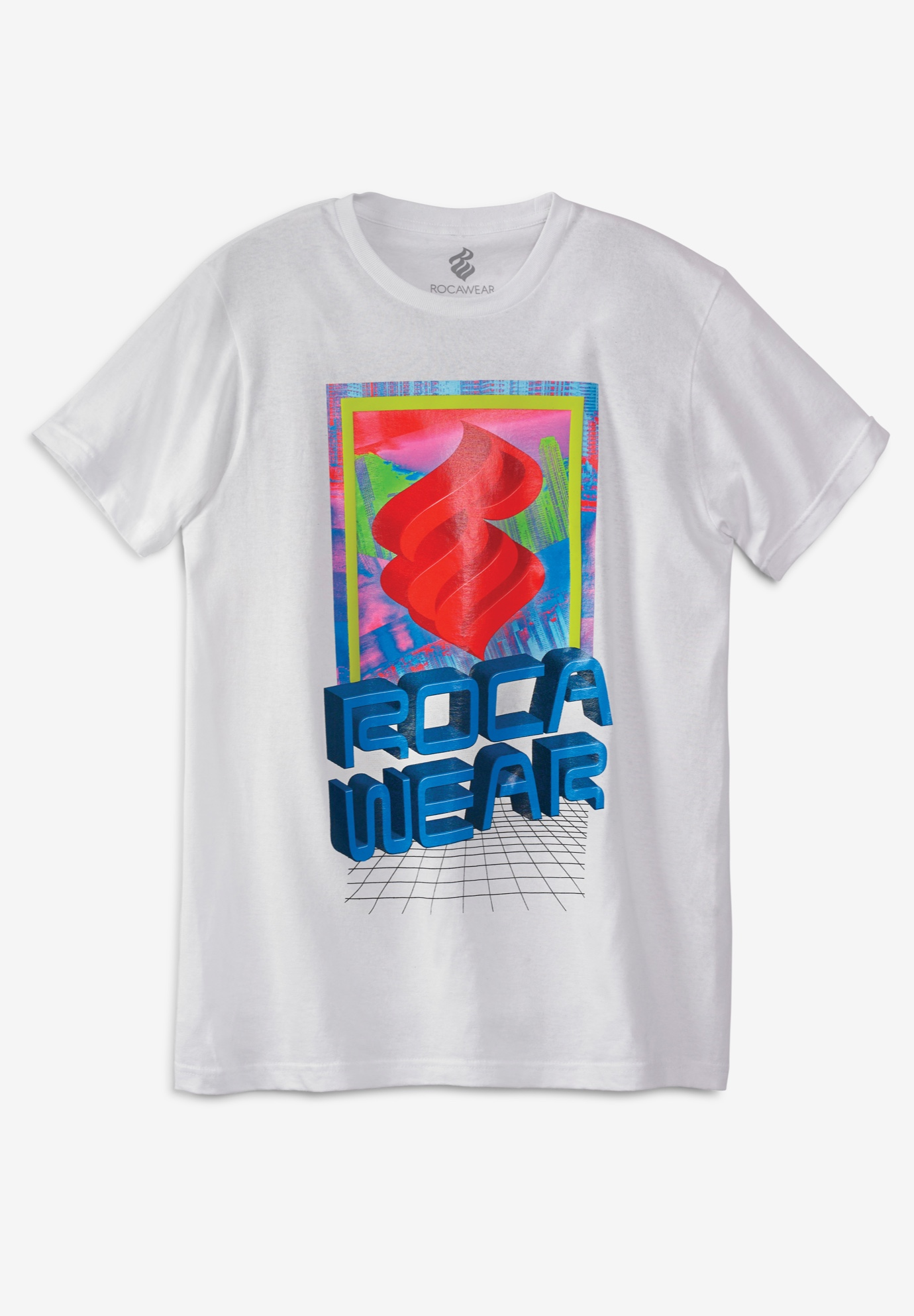 Rocawear® Crewneck Graphic Tee,