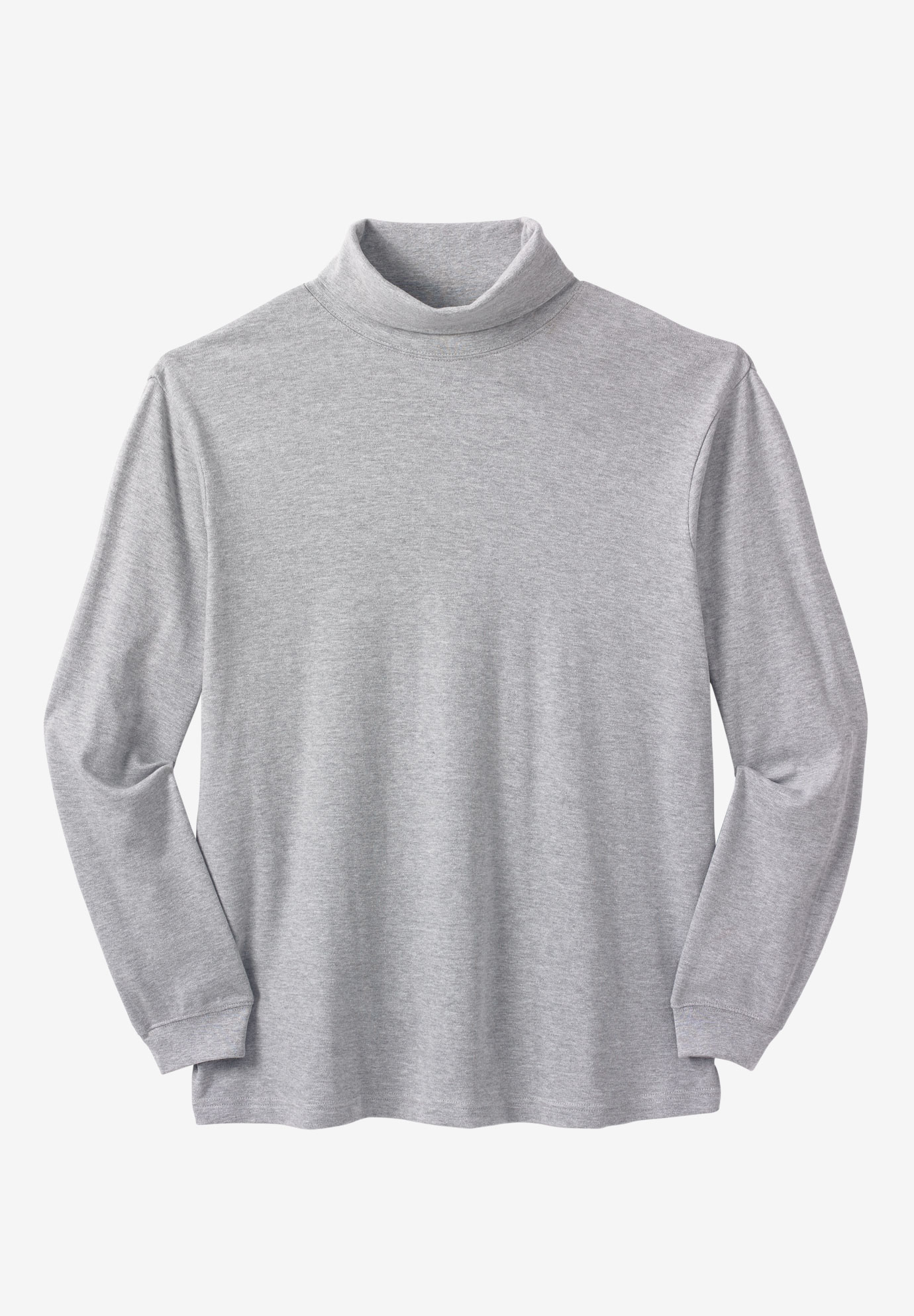 Turtleneck Long-Sleeve Tee,