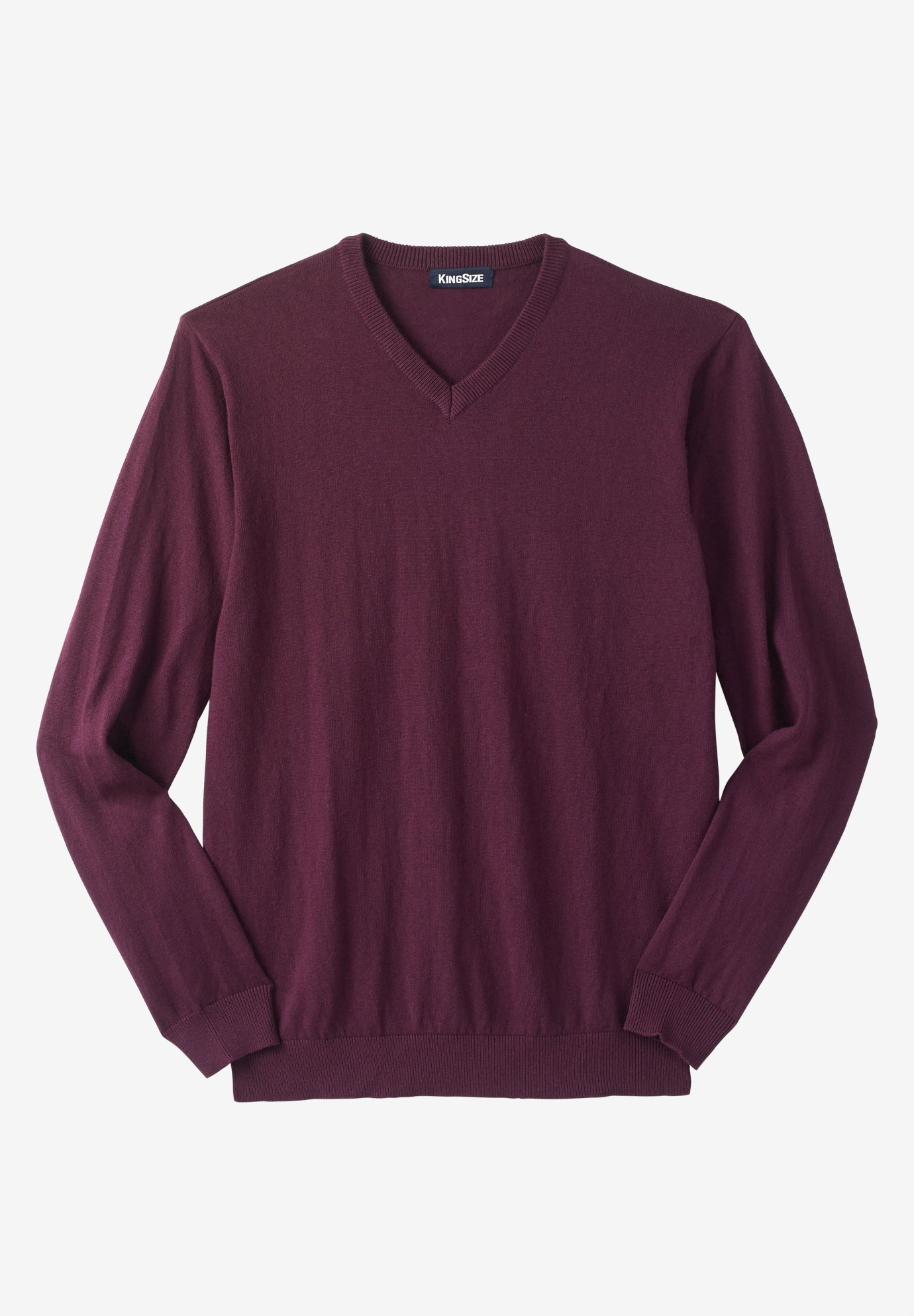 Lightweight V-Neck Sweater,