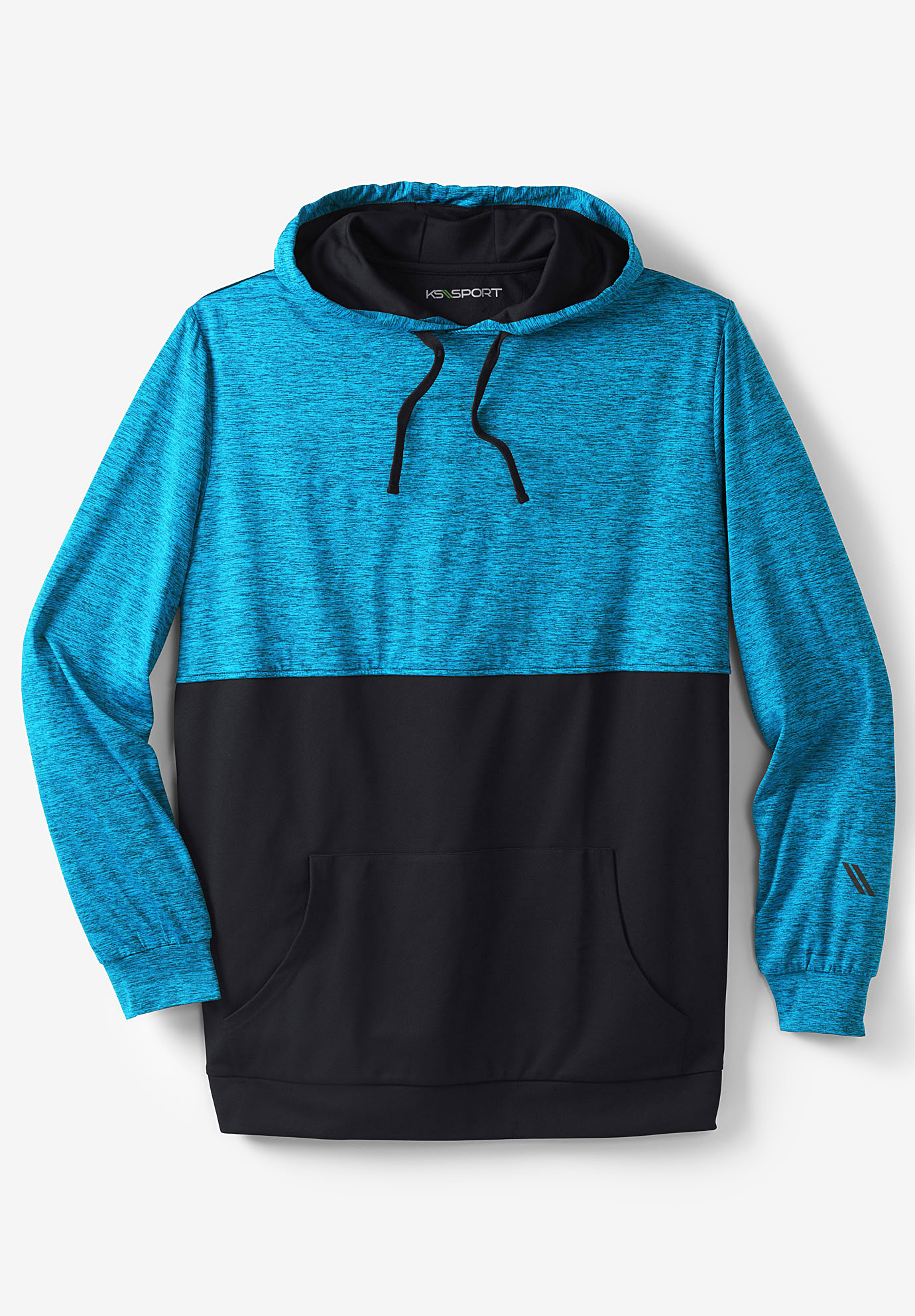 Wicking Pullover Hoodie by KS Sport™,