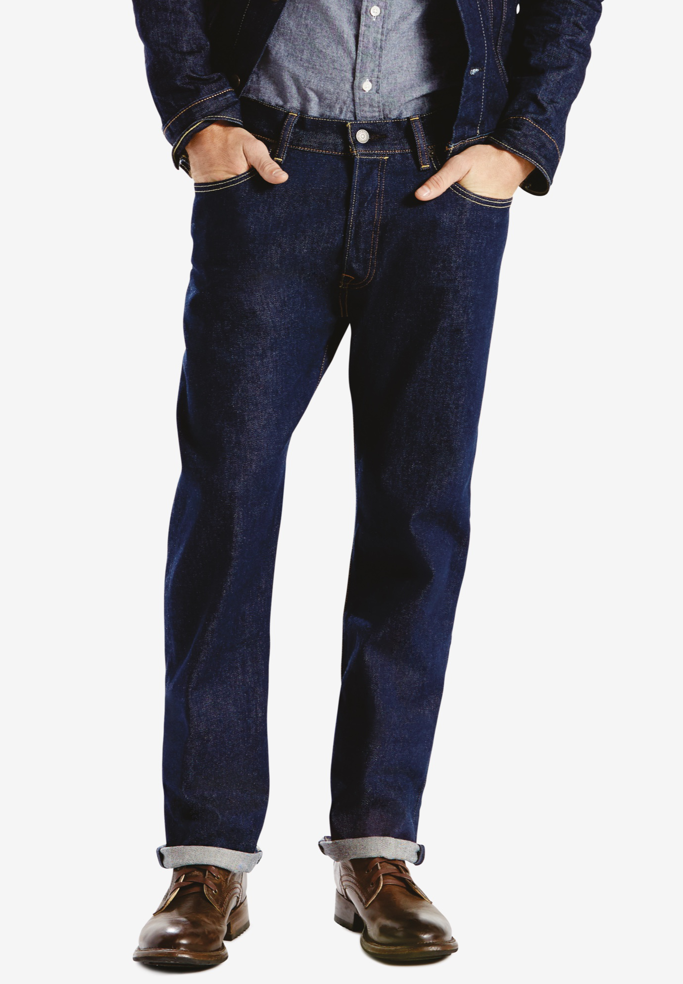Levi's® 501® Original Fit Stretch Jeans,